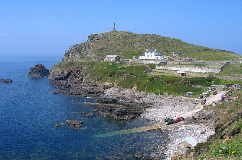 West Wales Coastal Cottages Blaenwaun Caravan Park Mwnt